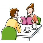 お見合いの初対面は笑顔で・沈黙にならない会話セミナー案内