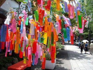 神奈川県湘南ひらつか七夕祭り